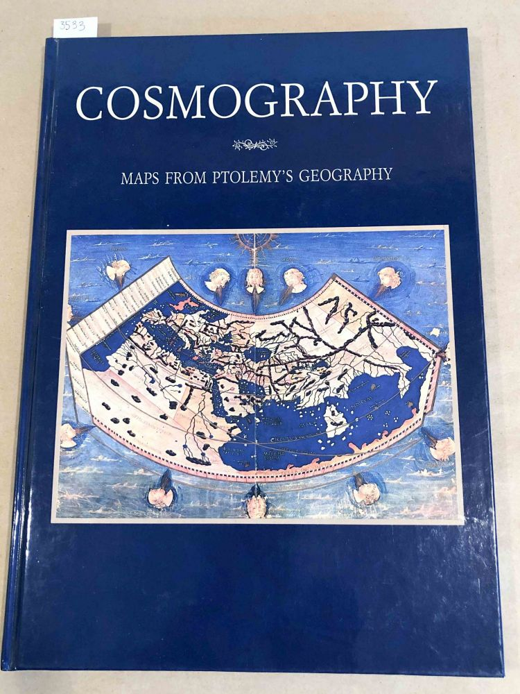 Cosmography Maps from Ptolemy's Geography. Lelio Pagani, intro.