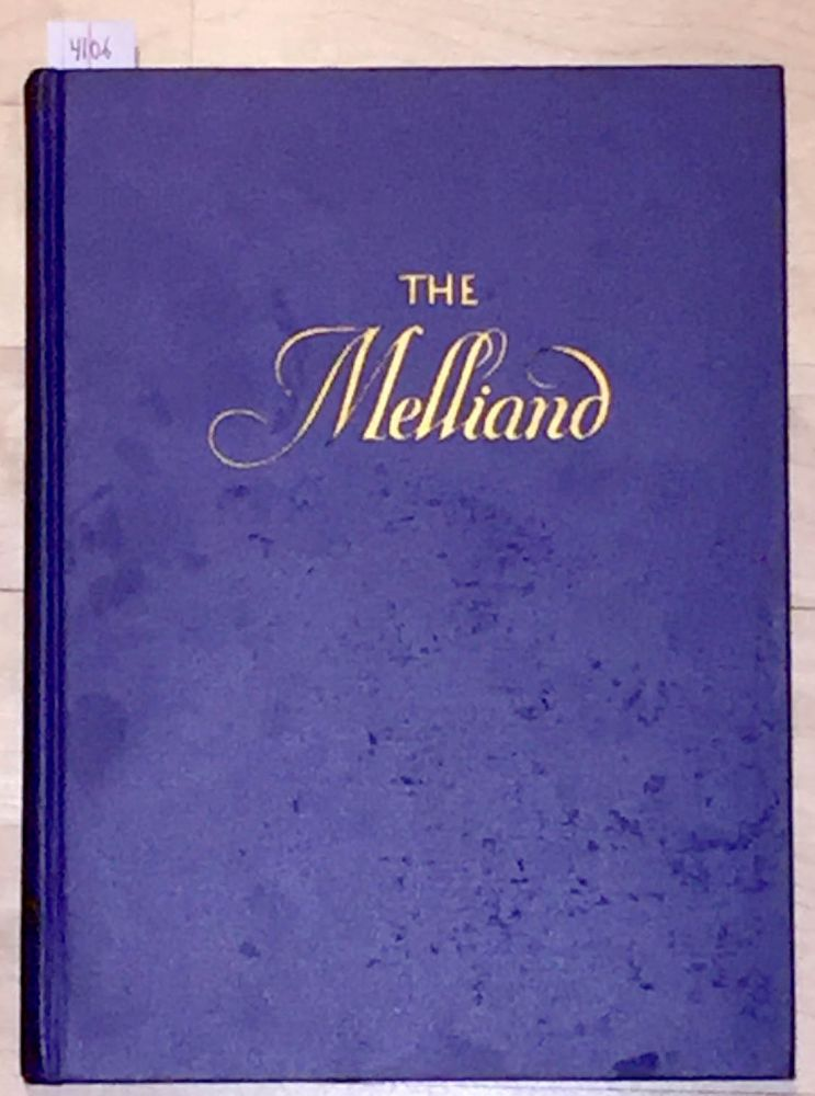 The Melliand The Technical Authority of the World's Textile Industries (vol. 1 no. 11)