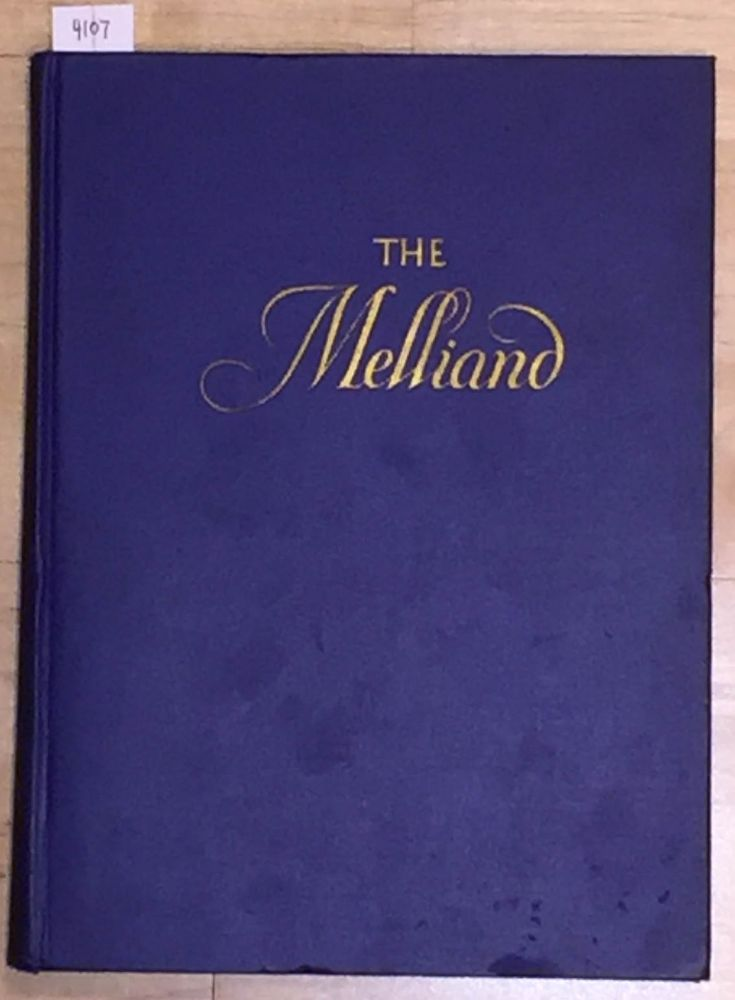 The Melliand The Technical Authority of the World's Textile Industries (vol. II no. 2)