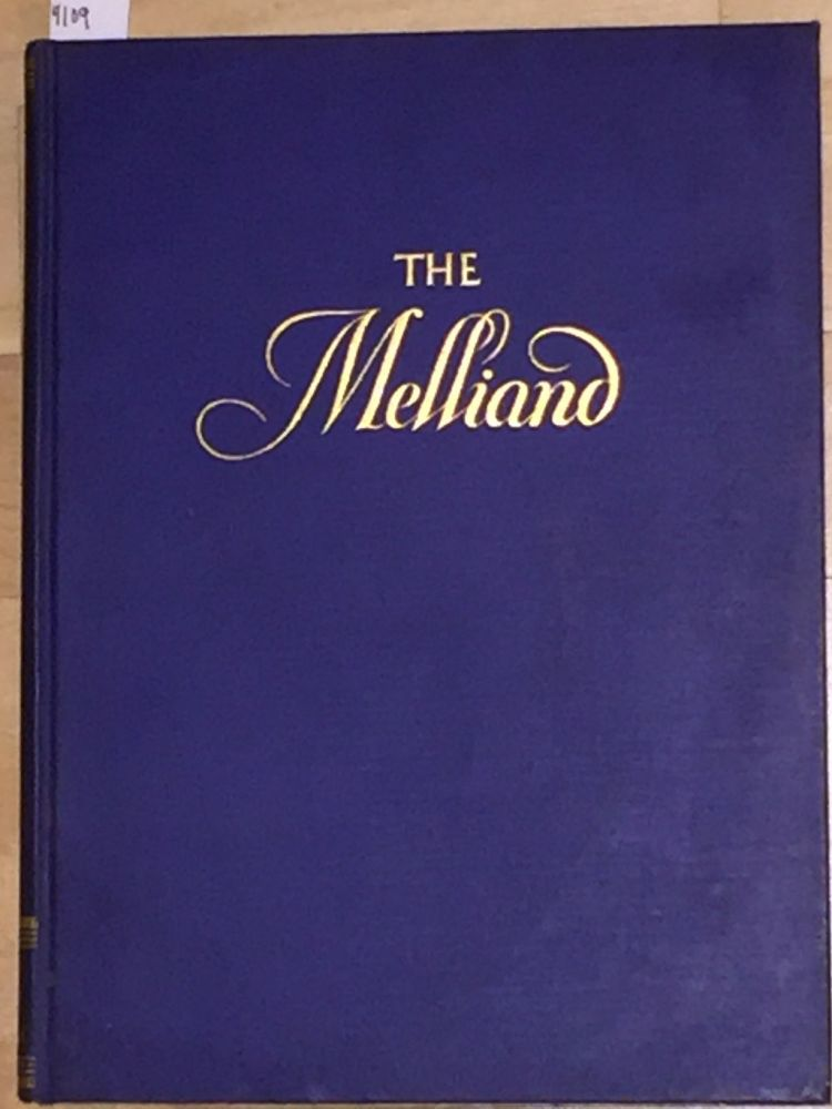 The Melliand The Technical Authority of the World's Textile Industries (vol. 1 no. 3)