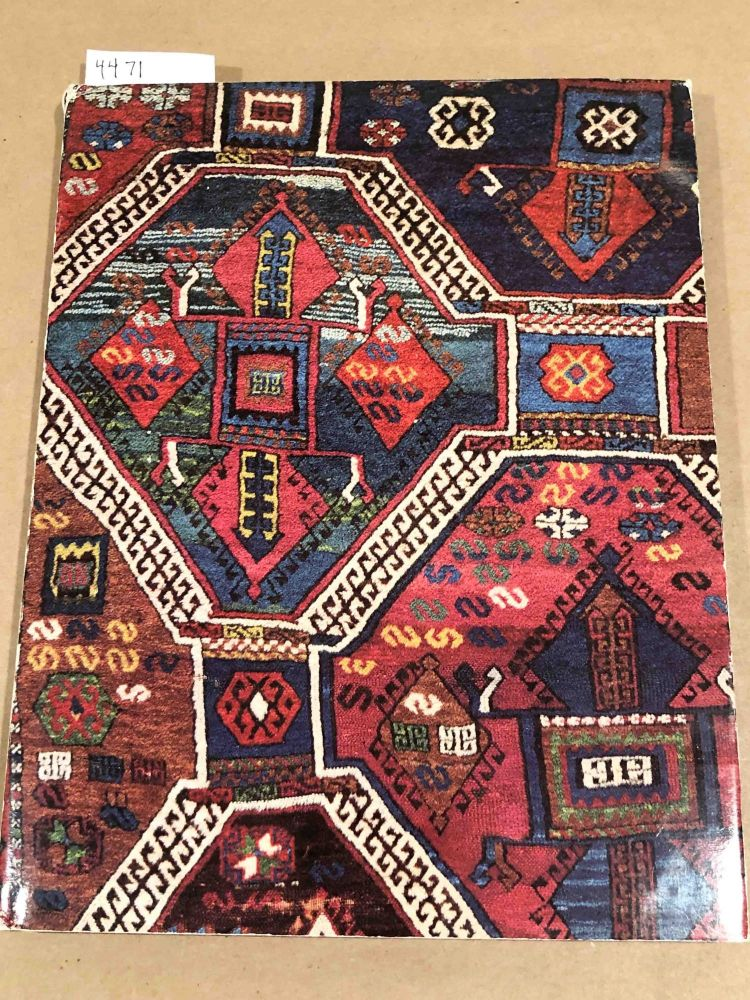 Through The Collector's Eye Oriental Rugs from New England Collections. Julia Bailey, Mark Hopkins.