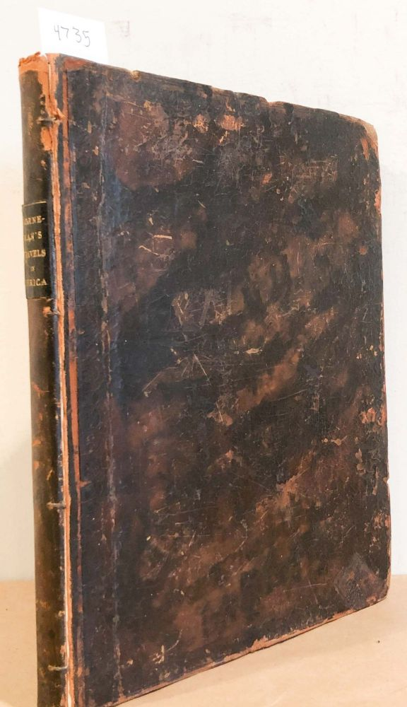 The Journal of Frederick Horneman's Travel from Cairo to Mourzouk, the Capital of the Kingdom of Fezzan in Africa in the years 1797 - 8. Frederick Horneman.