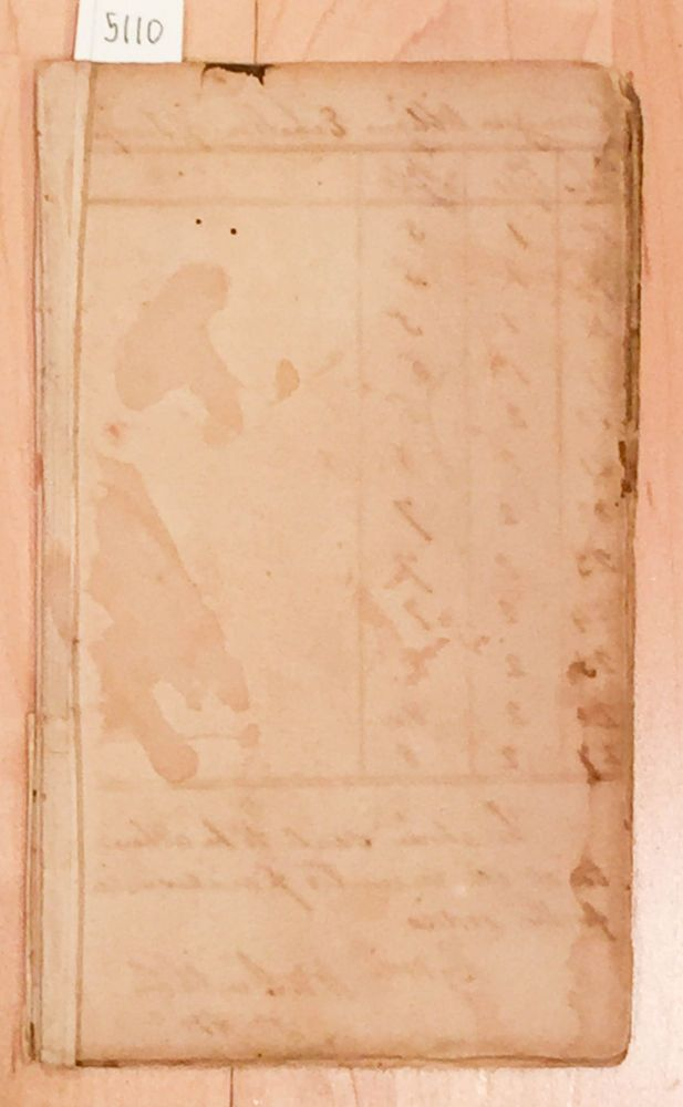 1848 Manuscript Military Order for British Cavalry Adavance and Rear Guard Formations in India issued to the 15th King's Hussars in Bangalore. G. Horne, B. V. Grentham, L., Hewitt, Grantham ?