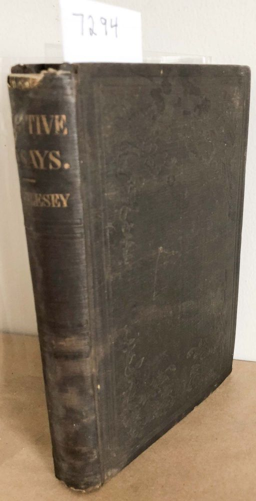 Fugitive Essays, upon Interesting and Useful Subjects, Relating to The  Early History of Ohio   by Charles Whittlesey on Carydale Books