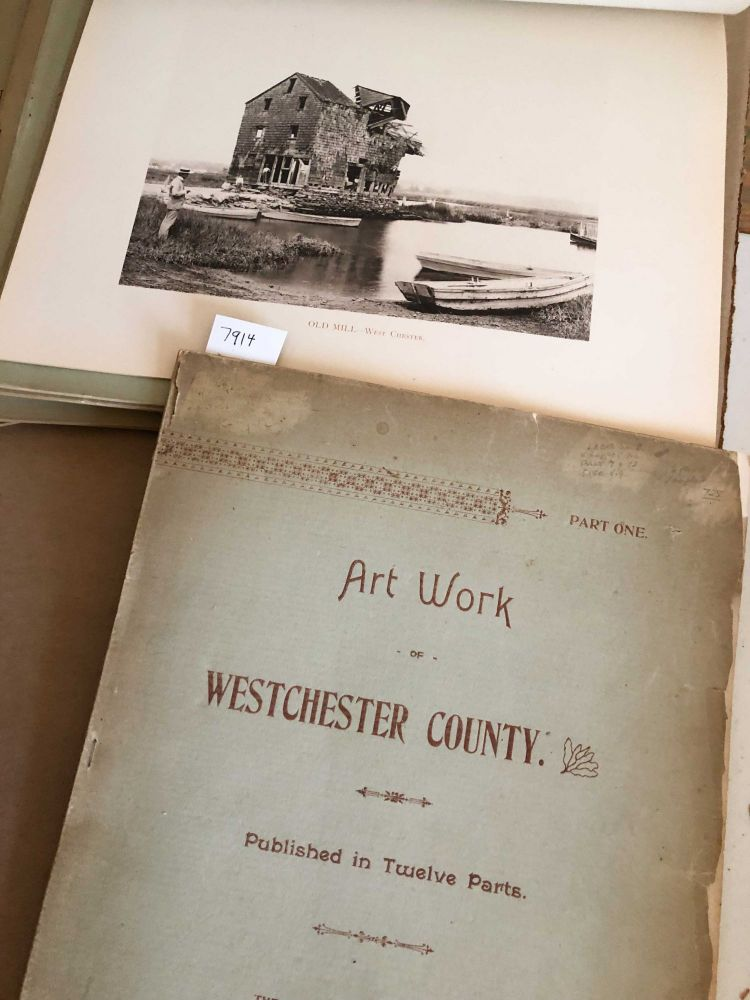 Art Work of Westchester County (in 12 parts). M. D. Raymond.