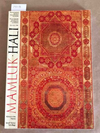 HALI The International Journal of Oriental Carpets and Textiles V. 4 No. 1 1981. Franses and Pinner