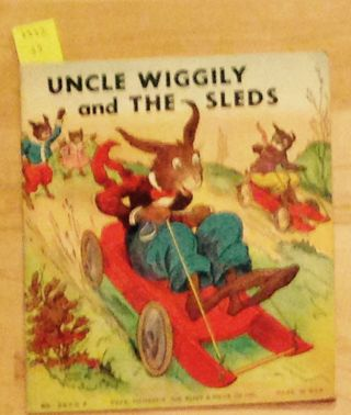 Uncle Wiggily and the Sleds