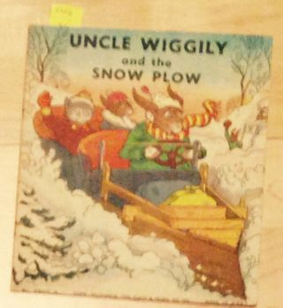 Uncle Wiggily and the Snow Plow