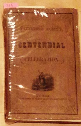 Litchfield County Centennial Celebration