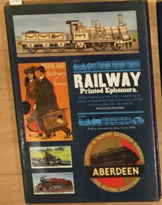 Railway Printed Ephemera