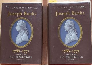THE ENDEAVOUR JOURNAL OF Joseph Banks I768-I771