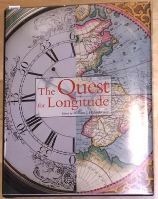 The Quest for Longitude. William J. H. Andrewes.