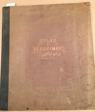 Atlas of Herkimer County New York