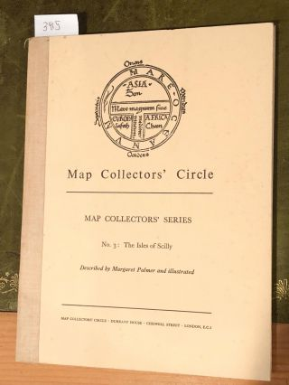 MAP COLLECTORS' CIRCLE No. 3 (1 issue) The Isles of