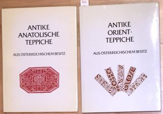 Antique Anatolian Carpets from Austrian Collections (vol 1). [With:] Antique Oriental Carpets...