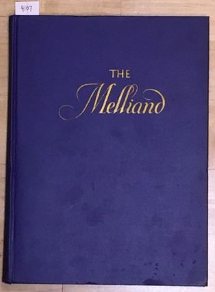 The Melliand The Technical Authority of the World's Textile Industries (vol. II no. 2