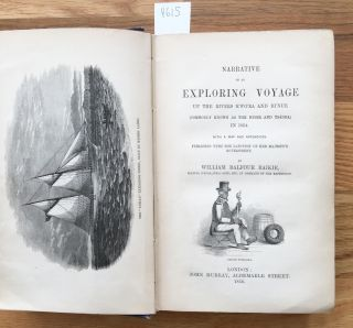 Narrative of an Exploring Voyage up the Rivers Kwo'ra and Bi'nue (Commonly knon as the Niger and Tsadda) in 1854