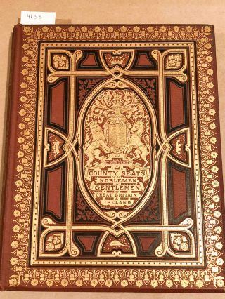 A Series of Picturesque Views of Seats of The Noblemen and Gentlemen of Great Britain and Ireland (6 vols.)