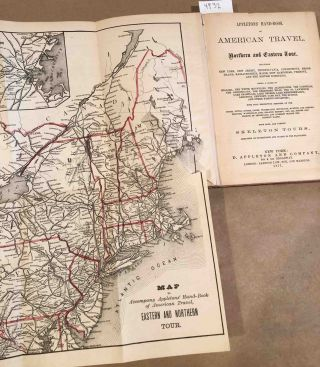 Appleton's Hand Book of American Travel Northern and Eastern Tour (1 vol. 1871)
