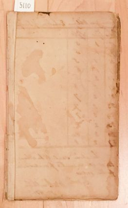 1848 Manuscript Military Order for British Cavalry Adavance and Rear Guard Formations in India issued to the 15th King's Hussars in Bangalore. B. V. Grantham ?, L., Hewitt, G. Horne, Grentham.