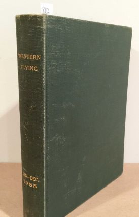Western Flying (Jan. - Dec, 1935 bound volume