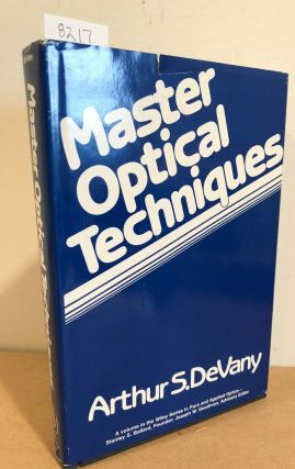 Master Optical Techniques
