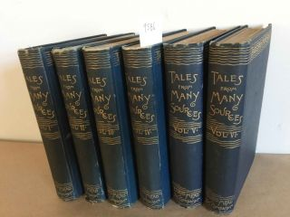 Tales from Many Sources Vol. 1-6. Arthur Conan Doyle.